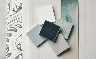 <b>NYANSER:</b> Tenk nyanser når du skal velge farger til rommet.