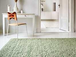 Lysten på mer farge og et personlig uttrykk kan også vekkes med et teppe.