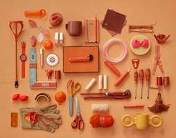 Årets farge 2015 er oransje!