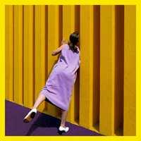 <b>SOLFARGEN:</b> Fargeekspert Dagny Thurmann Moe mener gult blir den viktigste fargen i året som kommer. (Dagny Fargestudio/Årets Farge 2018, foto/copyright: @teklan)