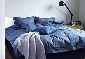 rolige farger på soverommet