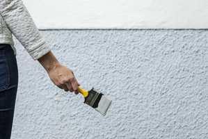 Velg farge på grunnmur med omhu, den er langt viktigere enn du tror.