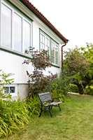 <b>VELHOLDT:</b> En velholdt fasade er både pen å se på og holder lenge.