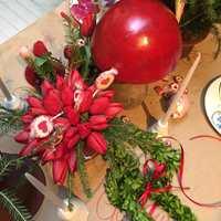 <b>TRADISJON:</b> For Finn Schjøll topper tradisjon trend, derfor blir det rødt på julebordet. (Foto: Gro Flaaten, DrHouse.no)