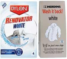hvite flekkfjerningsmidler