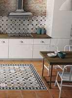 <b>KJØKKENGLEDE:</b> Kjøkkenet blir viktigere og viktigere for flere. Da klatrer det også opp på oppussingslista. (Foto: Golvabia)