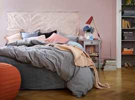 <b>HELMATT: </b>Mood Velvet Color er en ultramatt veggmaling som passer i rom der du ønsker et eksklusivt sluttresultat.