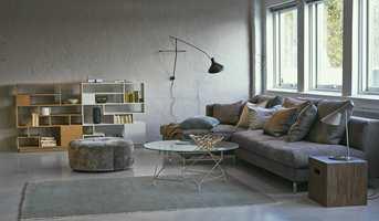 I et miljø vil fargen Como kunne gi inntrykk av en betongaktig flate.