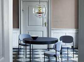 SHOWROOM: Farger og design i lekker forening, som alle kan beskues hos Verpan i Horsens.