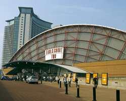 Earls Court i London - hjemsted for 100% Design.