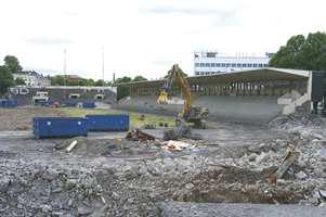 Sommeren 2004 - bare gamle Store Stå står igjen.