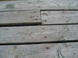 Spiker og skruer har begge sine ulemper. La heller terrassen vise seg fra sitt beste når sommeren kommer.