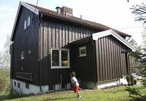 Kjøkkenet i huset fra 1950-åra skulle pusses opp mens eierne var utenlands.