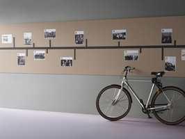 Bulletin Board – både  praktisk og tøft.