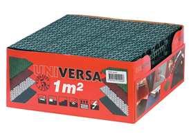 Gulvene legges enkelt sammen og kommer i pakker som rommer 1 m2.