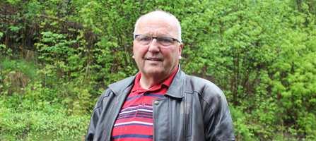 - Ikke en eneste dag i alle disse årene har jeg gruet meg til å gå på jobben, forteller salgssjef Olav Kristiansen, som ble tildelt Kongens fortjenstmedalje i fjor høst, etter å ha jobbet for samme arbeidsgiver siden 1961.