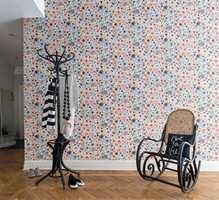 Tapethyllene i farge- og byggevarehandelen bugner av mønstre og farger.