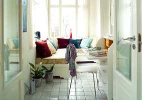 Drømmer du om en hagestue og har et egnet rom som ligger brakk – ta det i bruk!