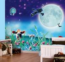 Morsomt bilde til barnerommet. Motivet er fra Astex.