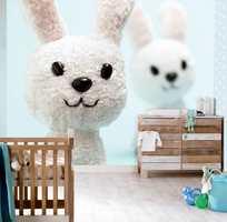 Funny bunny til de aller minste. Motivet er fra Astex.