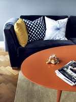 <b>FREMHEVE:</b> Vil du fremheve en flate eller skal den malte flaten oppleves som en kulisse? Sterke farger i høy glans kan være effektfull på utvalgte deler og i kombinasjon med malte, matte flater. (Foto: Beckers)