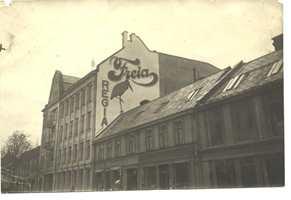 Dette bildet er fra 1920-årene, da Regia var etablert som et sterkt navn.