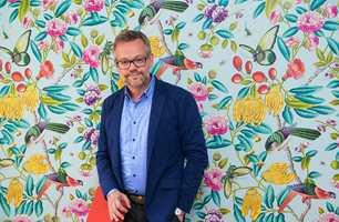 Interiørarkitekt Trond Ramsøskar tipser om hvordan du fargesetter et rom basert på fargen grønn. Framfor å gå etter trendfargene, anbefaler han å ta utgangspunkt i en farge du selv liker.
