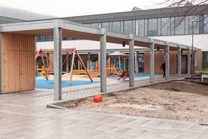 <b>PROSJEKT:</b> Frydenhaug skole og ressurssenter.