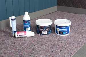 Disse produktene brukte vi.