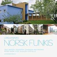 Norsk Funkis forside på boka