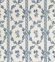 Gammalsvenska: blå 091-01 fra Storeys er et papirtapet.