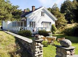 <b>VINTERKLART:</b> Høstsjekken av huset gjør at du får mindre å stri med når kulden setter inn.