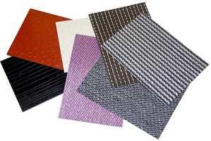 Moderne gulv i plast og vinyl fra Polyflor.