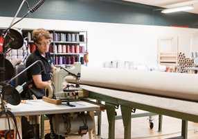 Golvabia har fabrikk i Sverige, hvor de er blant de største innen gulv.
