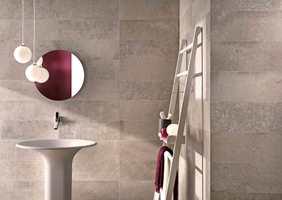 Hold badet fresht ved å gjøre små oppgraderinger. (Foto: Golvabia)