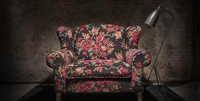Med så mange lekre tekstiler er det enkelt å drømme seg bort - og til slutt tilføre omgivelsene noe vakkert.