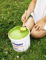 Stadig flere malingsprodusenter produserer malingstyper som er miljøsertifiserte. Flügger er en av dem.