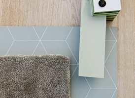 <b>GULV:</b> Gulvet spiller en større rolle for helheten i rommet enn du aner. Sammenlign veggfargen, tapet og tepper mot gulvet, så har du kontroll på helheten.