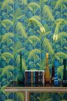 <b>TROPISK:</b> Er du glad i tropisk natur, kan du skape din egen tropiske oase med dette tapetet fra Cole & Son/Borge.