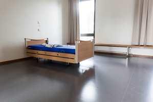 <b>STORT OG FLOTT:</b> Landets mest moderne og funksjonelle sykehjem sto ferdig i september 2015. Etter utbyggingen kan virksomheten i Asker nå by på totalt 92 plasser.