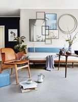 <b>LINOLEUM:</b> Marmoleum Click fra Forbo Flooring.