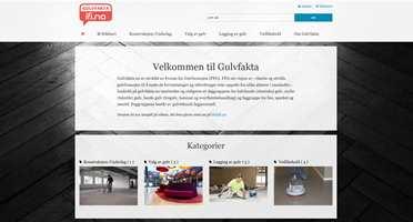 Gulvfakta.no er en ny samleportal for grunnleggende informasjon om gulv, utviklet av Forum for Gulvbransjen.