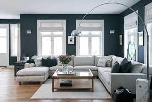 Finn din egen stil, og gjennomfør stilen i huset.