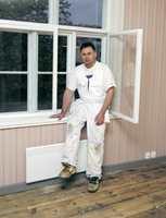 Ifølge malermester Arne Emil Sunde er dette en god tid å bestille håndverker på.