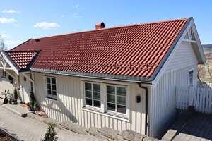 Huset som skal sjekkes