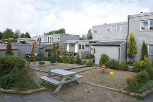 Om et sameie ønsker å låne penger, må hver enkelt leilighet pantsettes.