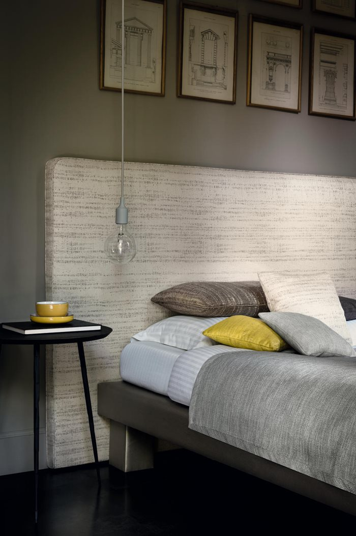 <b>HEADBOARD:</b> – Alle bør ha headboard!, oppfordrer Ellen Lind hos Green Apple. (Foto: Green Apple)