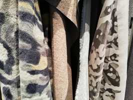 <b>KAMUFLASJE:</b> De som spår om trender snakker mye om det urbane menneskets behov for natur. Men alle har ikke marka rett utenfor døra, da er tekstiler med kamuflasjemønster et alternativ.