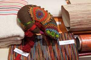 Craft Industry: Gjenvinning av bestemors håndarbeider.