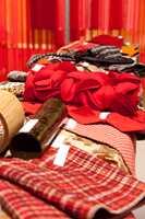 Craft Industry: Metall i kombinasjon med tradisjonelle farger.